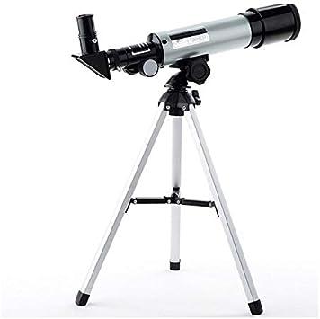 WQYRLJ Astronómico para Smartphone Telescopio Zoom 30X 60X Monocular Cámara HD Telescopio Telefoto con Lentes De Clip para El Teléfono Móvil: Amazon.es: Deportes y aire libre