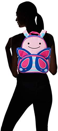 """Skip Hop Toddler Backpack, 12"""" School Bag, Butterfly 6"""