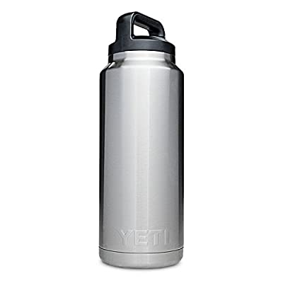 YETI Rambler 36oz Vacuum Insulated Stainless Steel Bottle with Cap by YETI