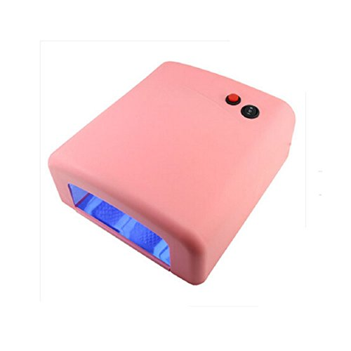Portable Nail Dryer,Ikevan 36W UV Light Cures Gels Fact Nail Art LED UV Gel Curing Lamp Dryer Timer Polish Kit Tool - Enamel Painting Pearls