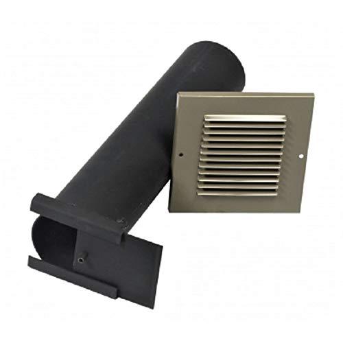 VESTAL Masonry Brick Fireplace Rear Outside Air Kit MOKR