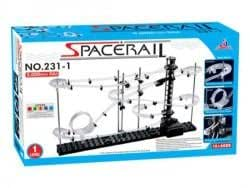 Space Rail Marble Roller Coaster Ball Set Level 1 5000mm Spacerail