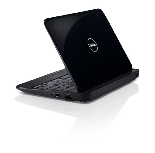 Dell Inspiron iM1018-2628OBK 10.1-Inch Netbook (Clear Black)