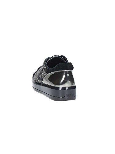 Negro B18019T2030 Mujer Jo Zapatillas LIU wI54qx