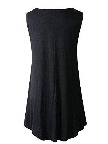Buy maternity medium black tank top
