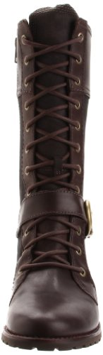 Timberland Bethel Buckle Side Zip, Women's Boots Dark Brown