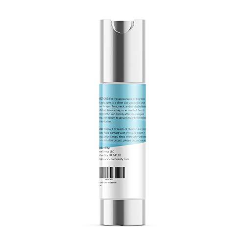31S56Y4TD3L - Revive Science Balance + Tone Skin Serum, Anti Aging Dark Spot Corrector Face Cream to Smooth & Lighten Skin, Fade Scars, Remove Age Spots & Brighten Glow for Men & Women, 1 oz