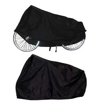 Fahrrad Garage Schutzbezug Schutzhaube schwarz
