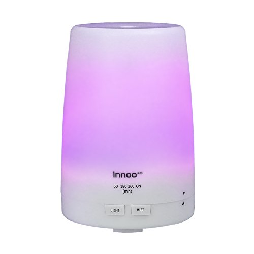 Amazon Lightning Deal 77% claimed: Innoo Tech Essential Oil Diffuser