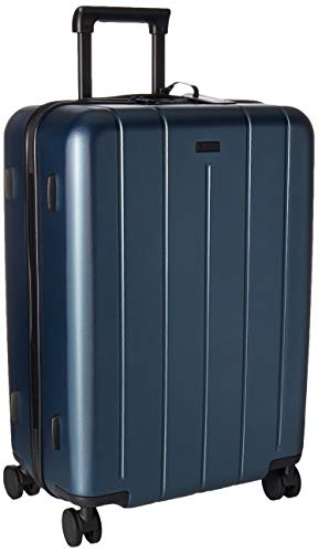 CHESTER Regula Medium Spinner Checked Luggage/Lightweight Polycarbonate Hardshell/Spinner Suitcase/Checked Luggage