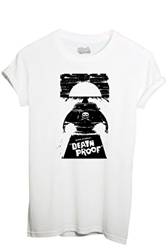 T-Shirt Death Proof - Film By Mush Dress Your Style