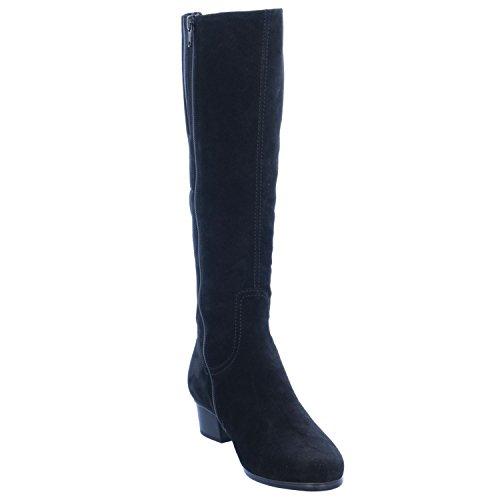 Gabor Dames Fundamentele Zwarte Laarzen