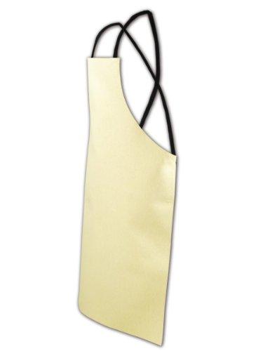 Magid A24X36KV Kevlar Bib Style Welding Apron, 36'' Length x 24'' Width, Yellow by Magid Glove & Safety