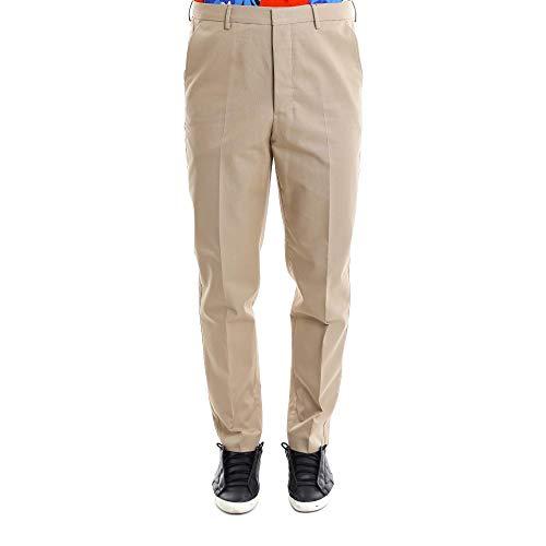 Beige Pantaloni Mattiussi E18t103210250 Ami Uomo Alexandre Cotone YEWZqAP