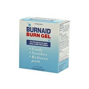Burn-Free Burn Packets Box/25