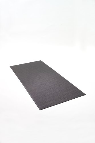 SuperMats Heavy Duty Equipment Mat 11GS Made in U.S.A. for Large Treadmills Ellipticals Rowers Rowing Machines Recumbent…