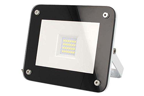 Flood Foco Proyector Led Light Super Slim 20W=160 IP65