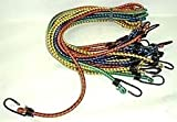 10 Pcs 48inch Bungee Cords