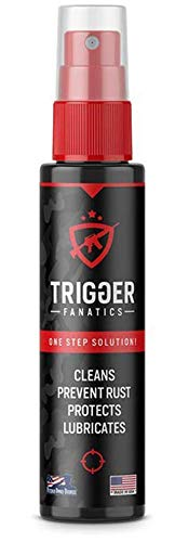 Trigger Fanatics All In One Gun Cleaning Kit