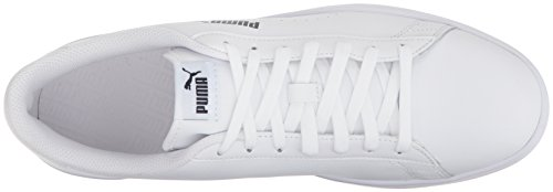 buy cheap 100% authentic PUMA Men's Smash Leather Perf Sneaker Puma White-puma White 2014 for sale cheap get authentic fast delivery online free shipping extremely V8oHbZI