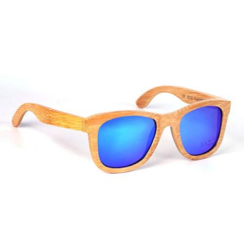 - Polarized Sunglasses Floating Shades Women Handmade Wood Glasses