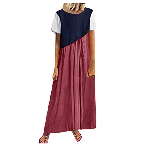 Auimank Womens 50s Pin Up Halloween Dress