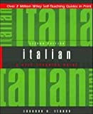 Italian Self Teaching 2nd Edition with Italian Cassette Set, Lèbano, Edoardo A. and L+bano, Edoardo A., 0471206970