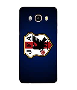 ColorKing Football Japan 10 Black shell case cover for Samsung J5 2016