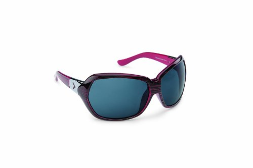 Callaway Golf Womens Solaire Savory Sunglasses Cranberry Brushed