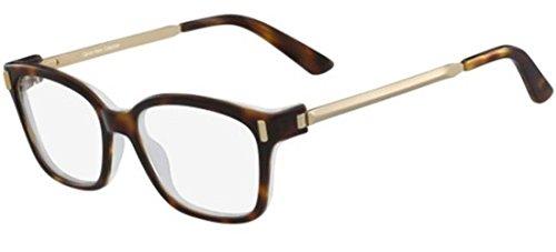 Frame Klein Calvin (Eyeglasses CALVIN KLEIN CK8556 236 TORTOISE/HORN)