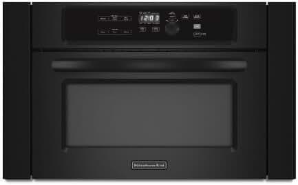 KitchenAid KBMS1454BBL Architect II 1.4 Cu. Ft. Black Built-In Microwave