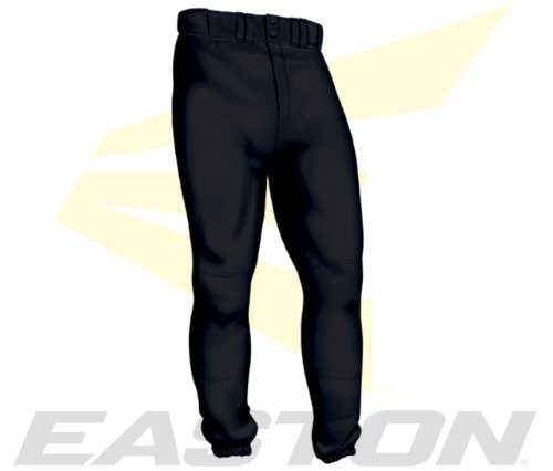 Easton Men's Deluxe Pant, Black, Small