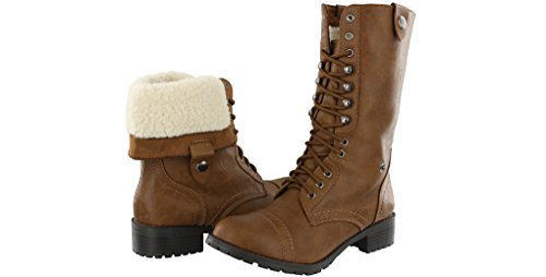 soda boots with fur - 9