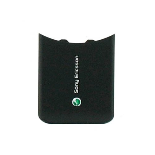 (Sony Ericsson W580 W580i Black Back Battery Door)