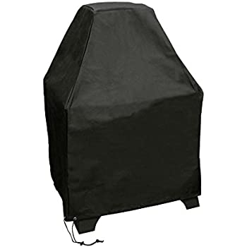 Amazon Com Landmann Tall Haywood Outdoor Fireplace Cover