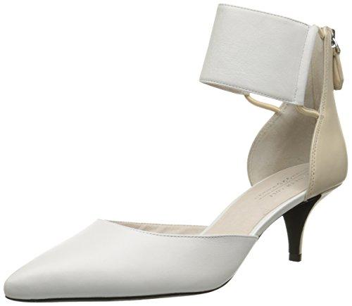 Kenneth Cole New York Womens Paddy Dress Pump Bianco
