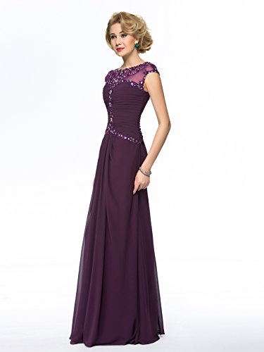 72e9a1f2685 ... Mother of the Bride Dresses · View seller other 67453 Products. Snowskite  Women s High Neck Chiffon Beaded Long ...