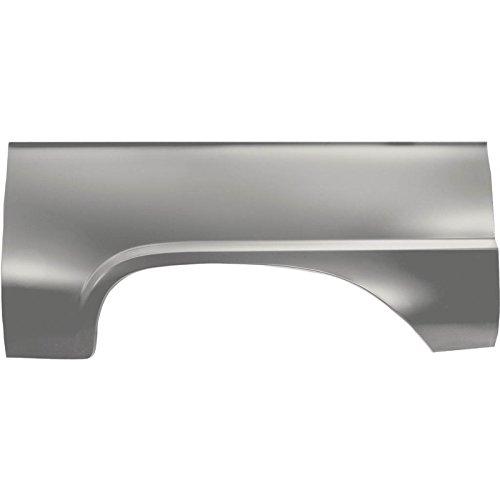 MACs Auto Parts 51-13370 -77 Bronco Rear Quarter Patch Panel-Left-Without Marker Cutout-51x23