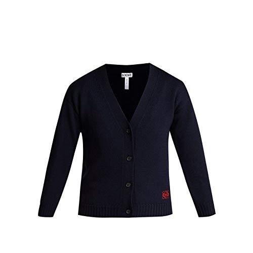(ロエベ) Loewe レディース トップス カーディガン Cropped wool cardigan [並行輸入品]