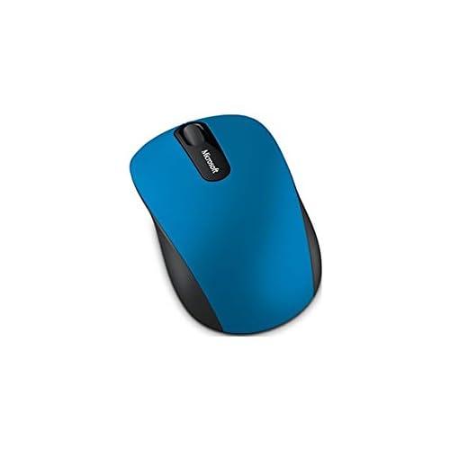 chollos oferta descuentos barato Microsoft Bluetooth Mobile Mouse 3600 Ratón Ambidextro BlueTrack Bluetooth Negro Azul
