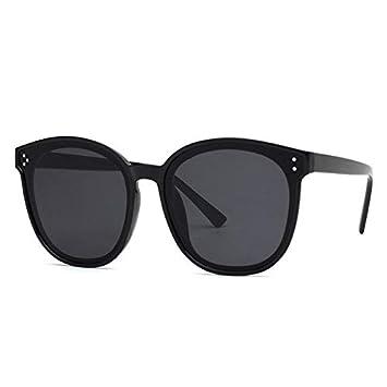 Y-WEIFENG Gafas De Sol Coloridas Retro, Gafas De Sol Anti-UV ...
