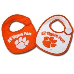 UPC 731247242570, NCAA Clemson Tigers Infant Bib 2-Piece