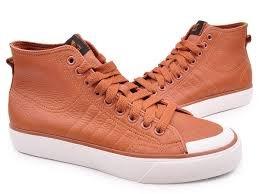 adidas Originals Nizza Classic 78 Hi Pre Leather Q20331
