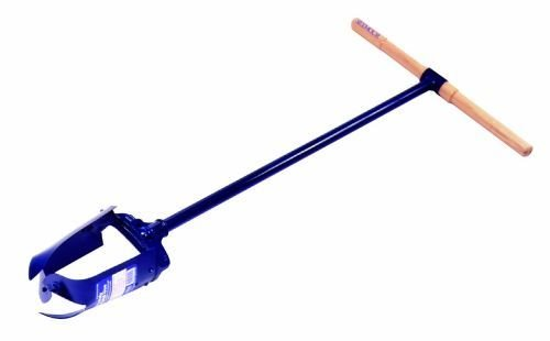 Seymour AUA2 Adjustable Auger Wood Handle, Blue