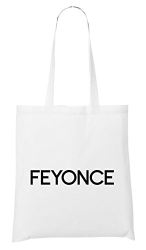 Feyonce Bag White