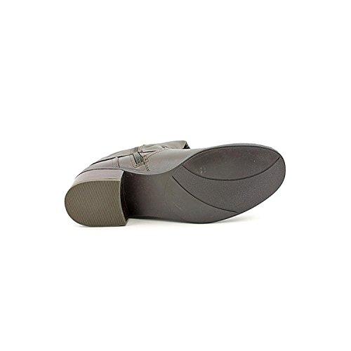 Karen Scott Womens Donnely Almond Toe Boots A Metà Polpaccio Marrone