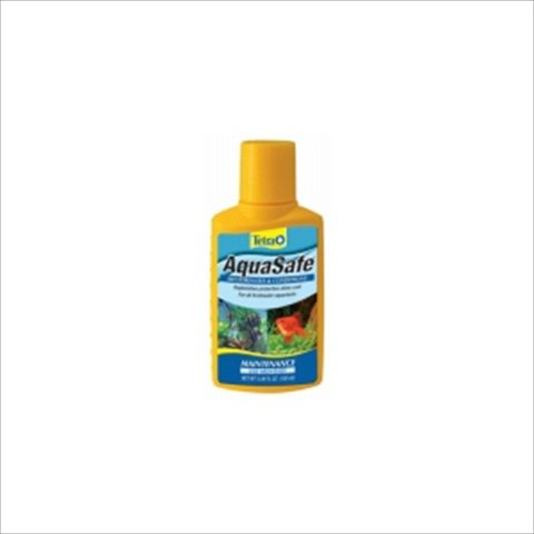 Tetra 16171 3.3 Oz Aquasafe Water - Aquasafe Water Aqua Conditioner Tetra