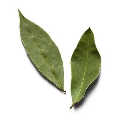 Bay Leaf, Whole - Wildcrafted - Laurus nobilis (454g = One Pound) Brand: Herbies Herbs: Health & Personal Care