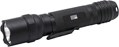 LAPG Recon Rechargeable 1000 Lumen Bright Tactical Flashlight