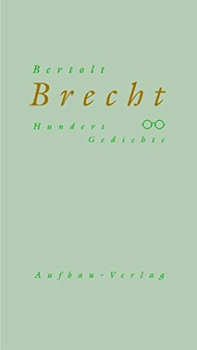 Hundert Gedichte: 1918-1950